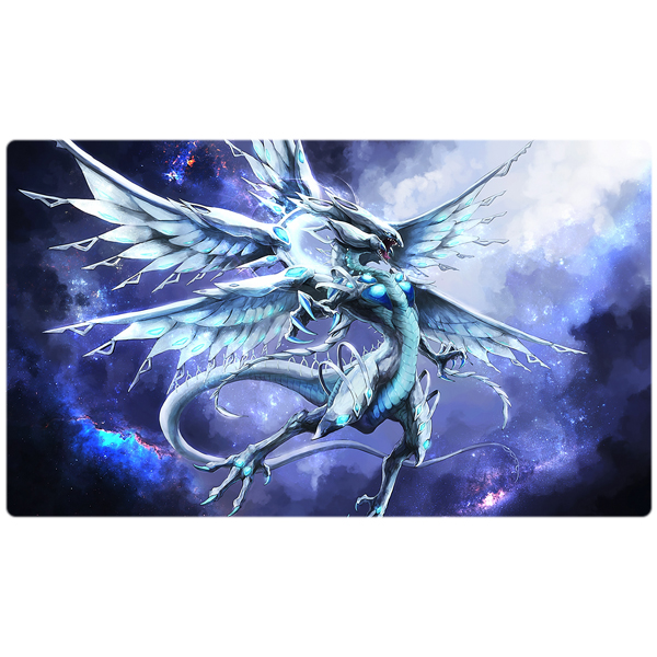 PRO Safe Yu-Gi-Oh Free Shipping! Magic BLUE Play Mat with Free Tube